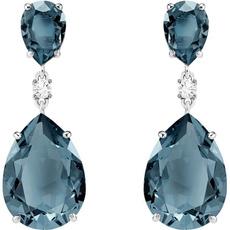 Sterling, pendantearring, Gemstone Earrings, Gifts