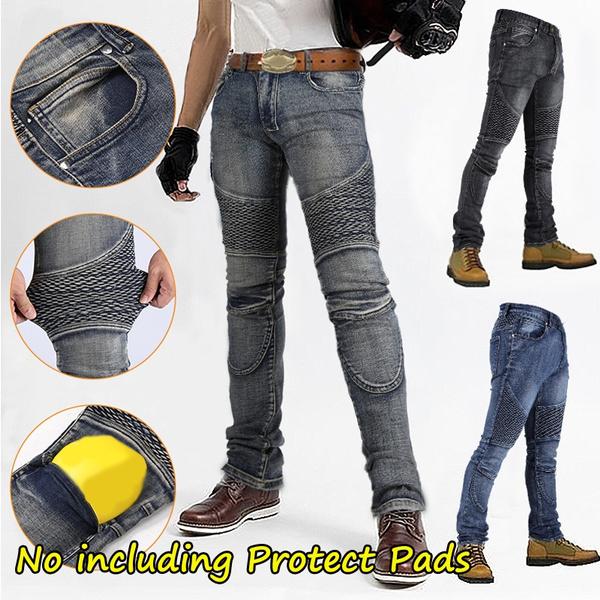 men's jeans, straightjean, pants, antifallpant