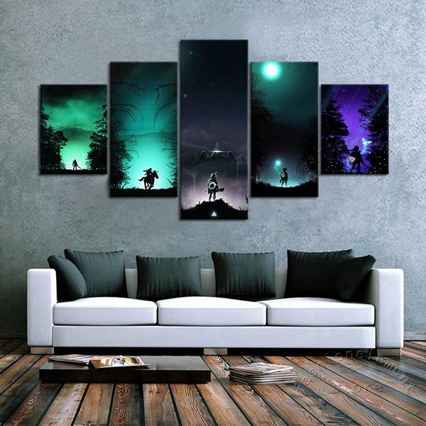 canvasart, artworkpainting, fantasyartwallpicture, Home Decor