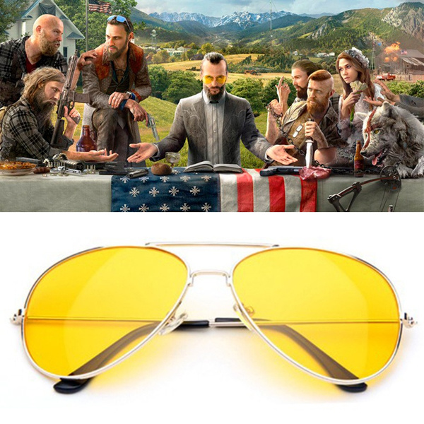 Aviator Sunglasses, Fashion Sunglasses, Cosplay, Cosplay Costume