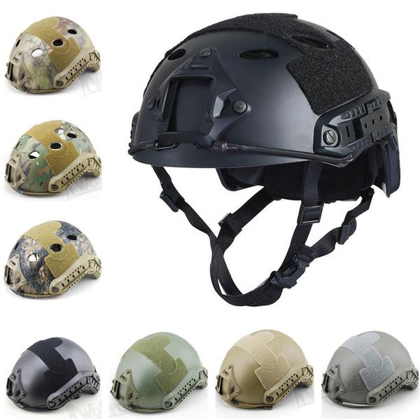 Helmet, paintballgame, Tactical Hat, helmetheadset