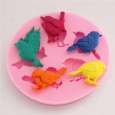 diy, Baking, birdsdiysiliconemold, diypastrydecoratingtool