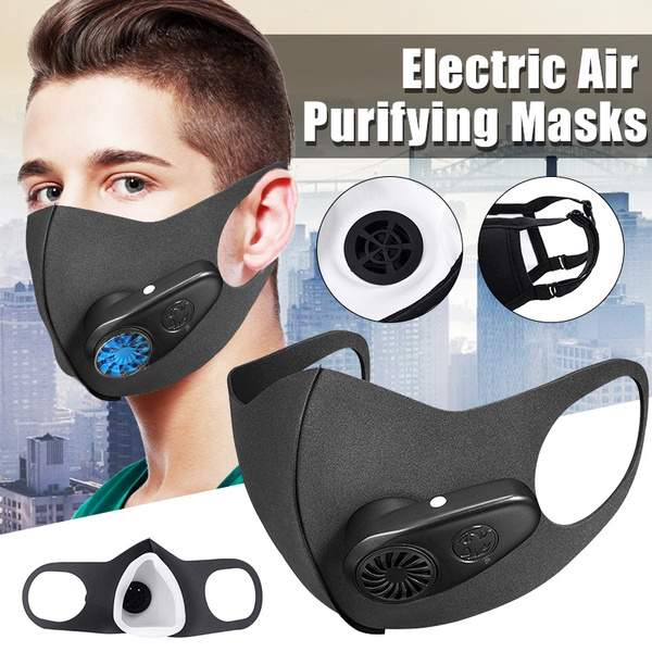 airpurifying, Winter, breathablevalvemask, electricfacemask