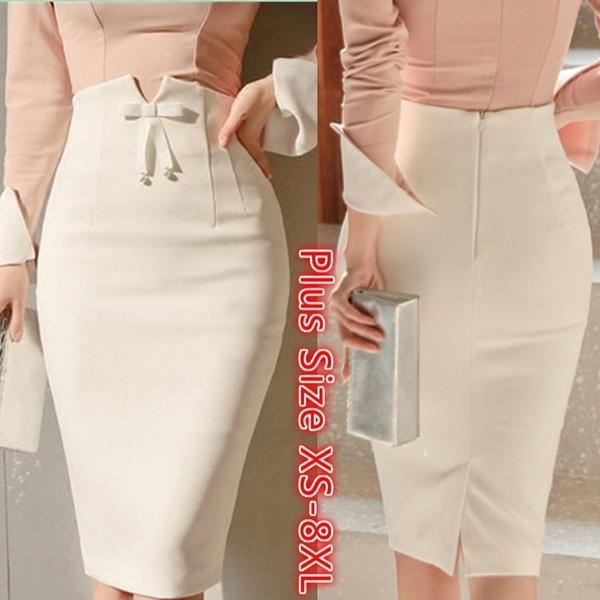 pencil, pencil skirt, Office, long dress