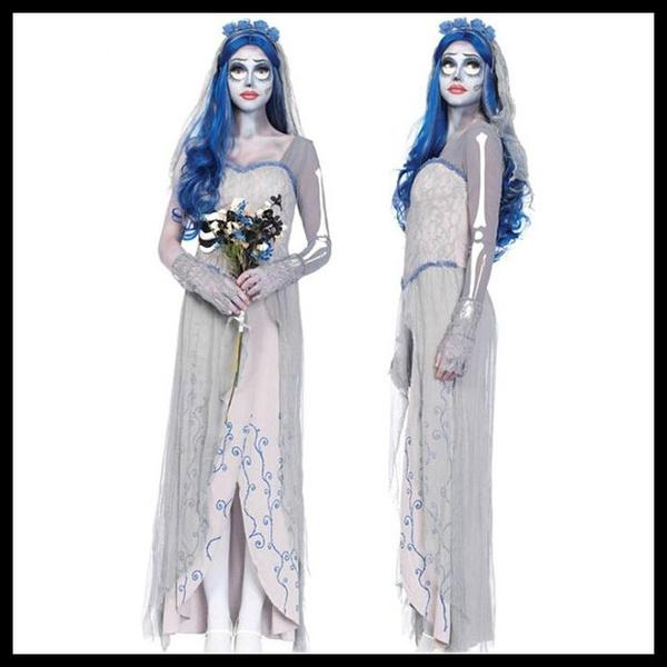 ghost, vampirezombiedre, Cosplay, Halloween Costume