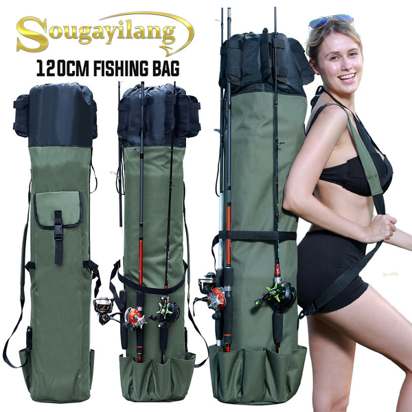 fishingrodbag, case, fishingtacklebag, Outdoor