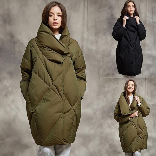 goosedown, Jacket, Medium, Winter