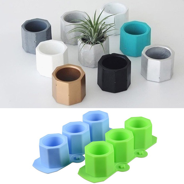 gypsummold, Silicone, Pot, Ceramic