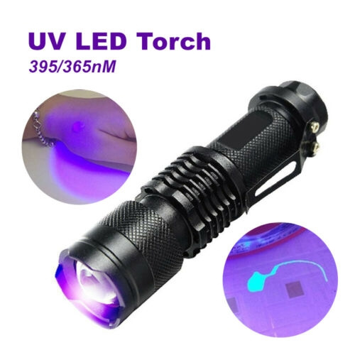 Flashlight, Mini, Torch, led