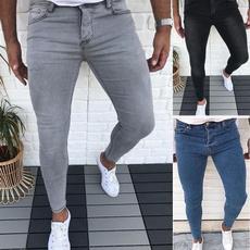 Blues, men's jeans, Leggings, trousers