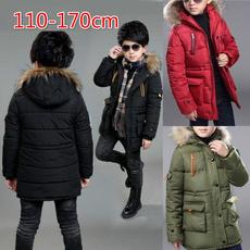 Boy, Fashion, fur, Winter