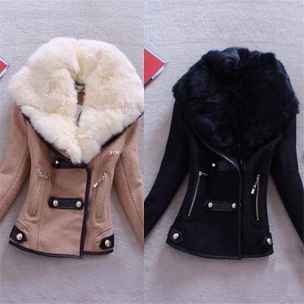 Fashion, fur, Outerwear, leather
