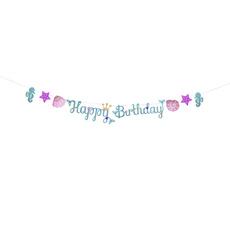 bunting, Birthday, Decor, Garland