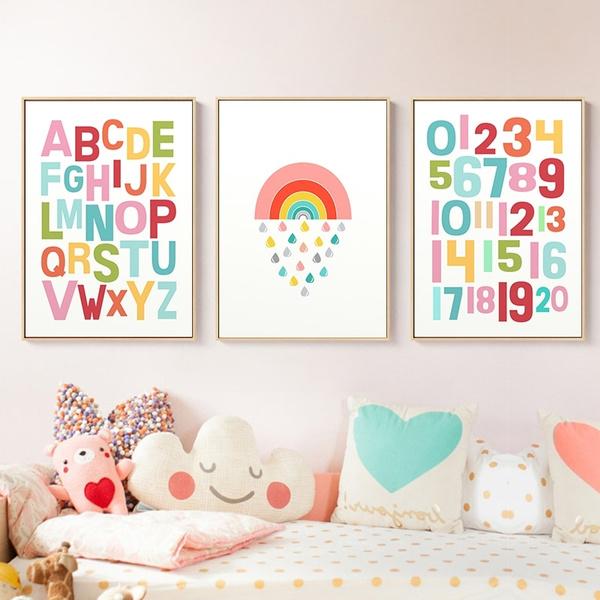 Kawaii, cute, Decor, Wall Art