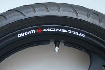 Wheels, 796, 900, MONSTER