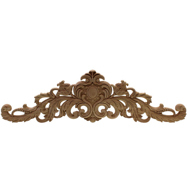 Carving Natural Wood Appliques For, Wooden Appliques For Furniture