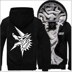 velvetjacket, Fleece, hooded, Cosplay