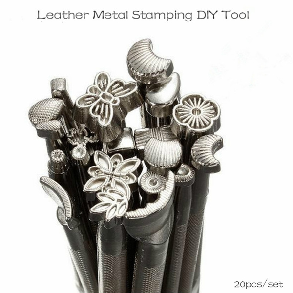 Steel, Flowers, Jewelry, Stamps