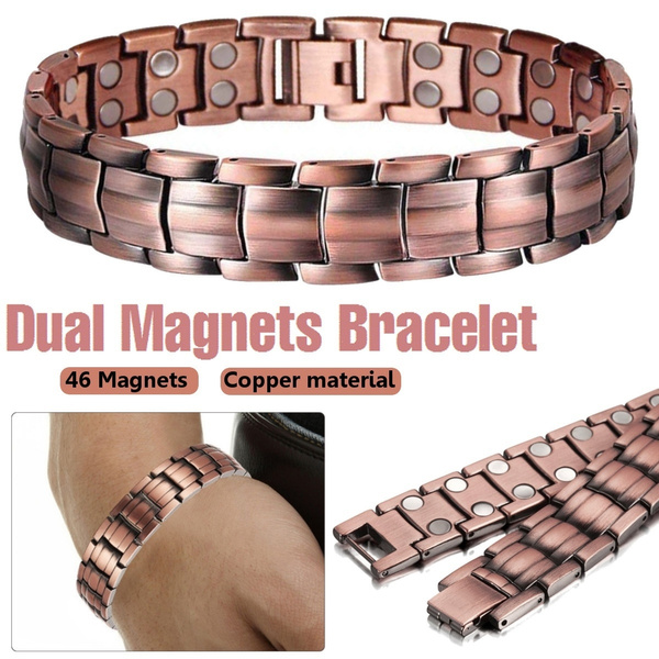Copper, anxiety, Jewelry, magneticbracelet