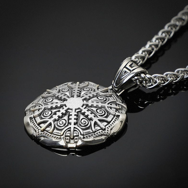 Steel, necklaces for men, Stainless Steel, amuletjewelry