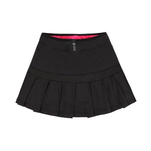 Shorts, culotte, Pleated, Women's Fashion