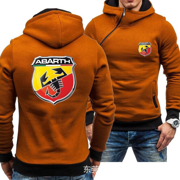 abarthoutwear, Fashion, pullover hoodie, Cars