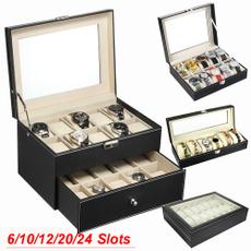 Box, Home Supplies, leather, Jewelry Organizer