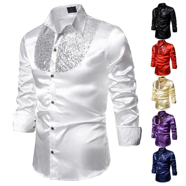 Cosplay, Shirt, Tuxedos, Men