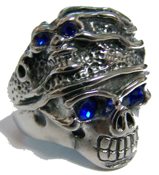 otherfashionring, Blues, Head, Fashion