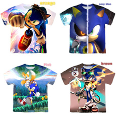 sonic, Fashion, short sleeves, sonicthehedgehog