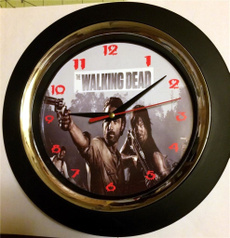 opensky, walkingdead, shopping, Clock