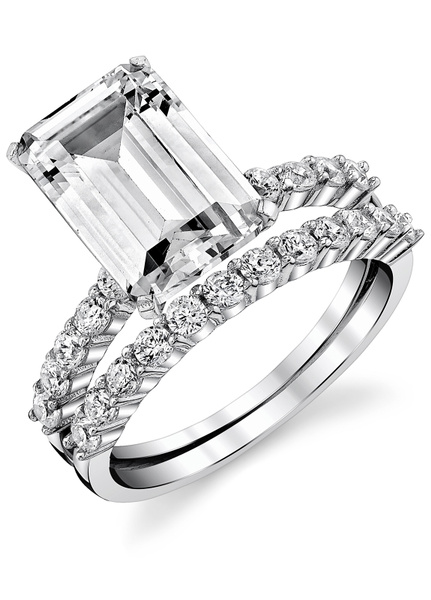 Sterling, Cubic Zirconia, Engagement, Jewelry