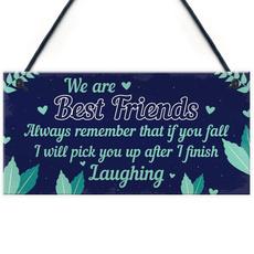 wallarttinsign, doorsign, bestfriend, Gifts