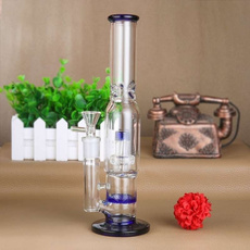 Tree, glasswaterpipe, tobacco, pipecleaner