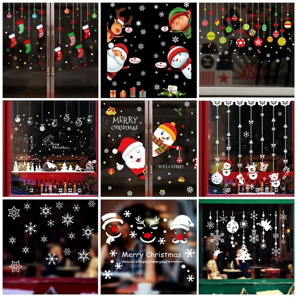 festivalsticker, Wall Art, Christmas, art