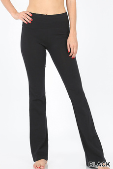 Leggings, elastic waist, Yoga, pants