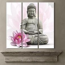 Beautiful, modernmeditation, buddhastatue, living room