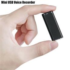 Mini, Spy, Voice Recorder, Durable