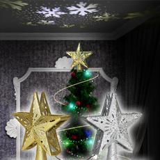 Star, Fashion, led, christmastreetop