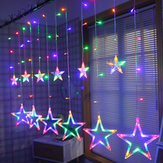 stringlightsbedroom, led, Christmas, Garland