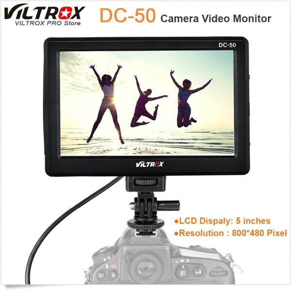 Monitors, Hdmi, cameramonitor, Photography