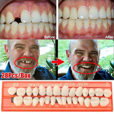 guideteeth, porcelaintooth, dental, Porcelain