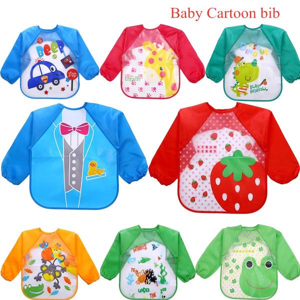 babysmock, cute, Colorful, Sleeve