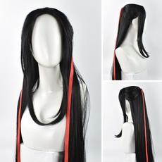 wig, Cosplay, Halloween, weiwuxian