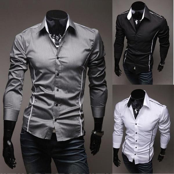 Polyester, Fashion, Shirt, menswear