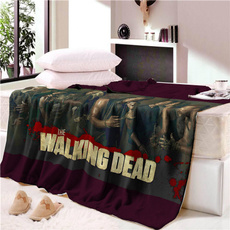 throwblanketforadult, walkingdead, Watch, Blanket