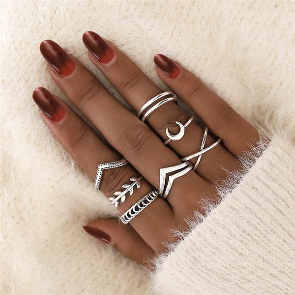 Couple Rings, Women Ring, gold, fashion ring