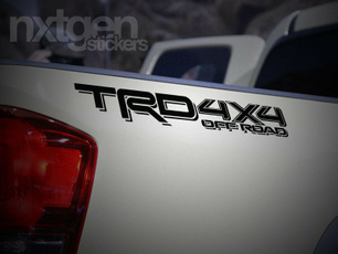 Car Sticker, carstyling, carvinyldecal, Toyota