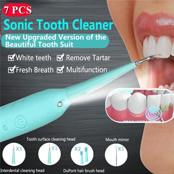 sonic, dentalcare, tartarremoval, electrictoothbrush