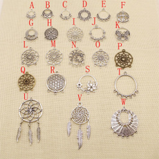 metalcharmsorbraceletcharm, suppliesforjewelrymaterial, Earring, jewelryaccessoriespart